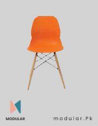 025-Orange_Cafe Chair