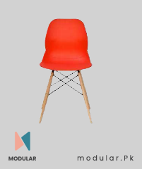025-Red_Cafe Chair