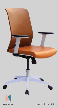 079-PU Revolving Chair