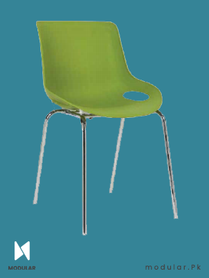 1822-Green_Cafe Chair