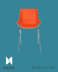 1822-Orange_Cafe Chair