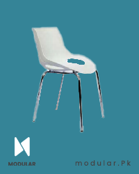 1822-White_Cafe Chair