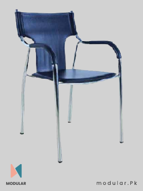 B01-Blue-Visitor Chair
