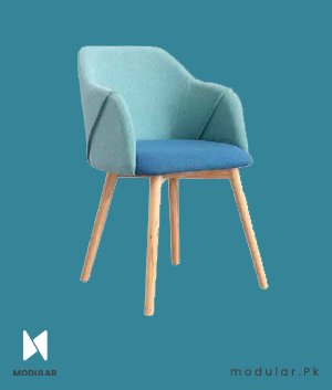 Modren Blue_Sofa Chair