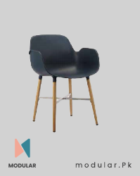 Century-Black_Cafe Chair