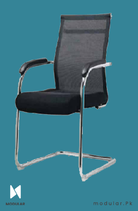 M-Mesh_Visitor Chair