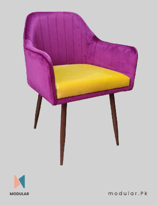 Modren Purple_Sofa Chair