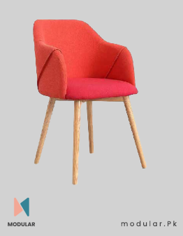 Modren Red_Sofa Chair