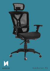 V-Mesh-1_Executive Chair