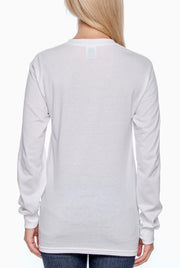 REINDEER LONG SLEEVE T-SHIRT