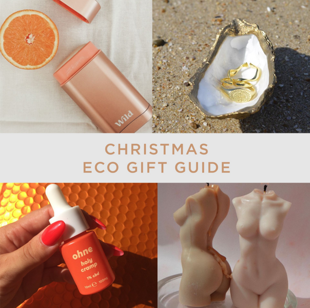 JOJOE's Christmas Eco Gift Guide🌱🎅