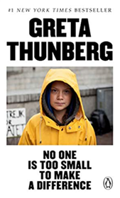 Greta Thunberg - No one is too small to make a difference - World earth Day