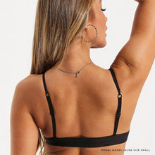 Load image into Gallery viewer, JJ2: Bralette in Black
