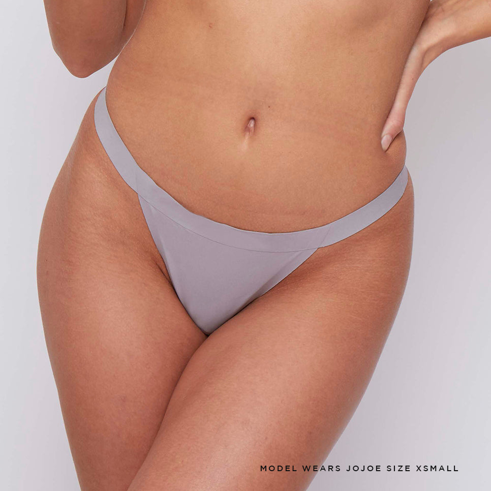 Dusty grey colourway, this JJ6 thong is super comfy and only £8. Eco friendly and affordable.