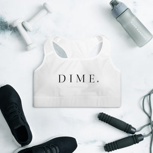 DIME WOMENS PADDED SPORTS BRA