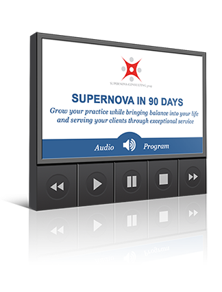 Supernova 90 Day Audio Program