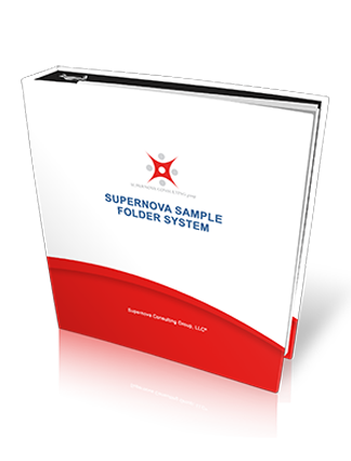 Supernova Sample Folder System
