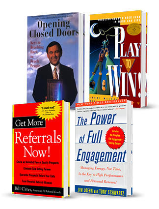 SALE! 4 Must Read Books to Grow Your Practice