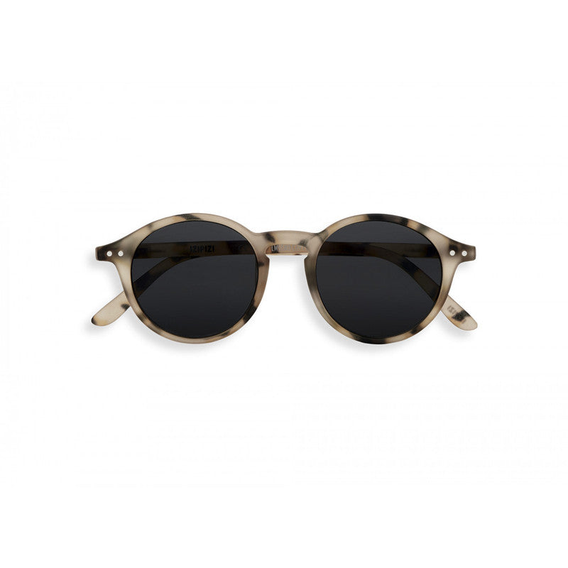#D LIGHT TORTOISE, GREY LENSES