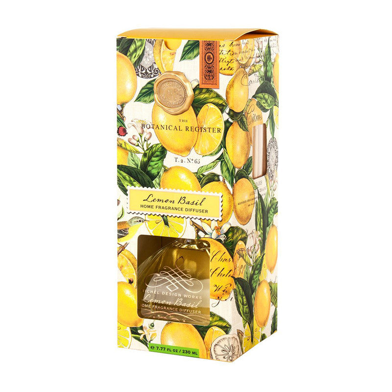 Difusor Ambiental Lemon Basil