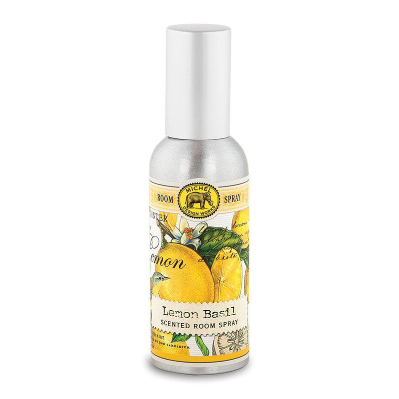 Spray Ambiental Lemon Basil