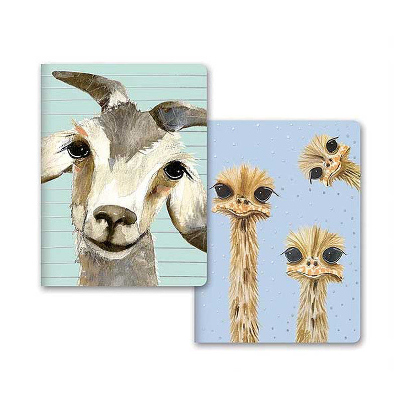 DUO DE CUADERNOS GILBERT & FRIENDS