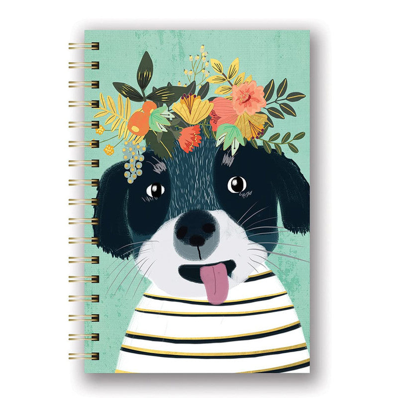 CUADERNO CON ESPIRAL M FANCY DOG