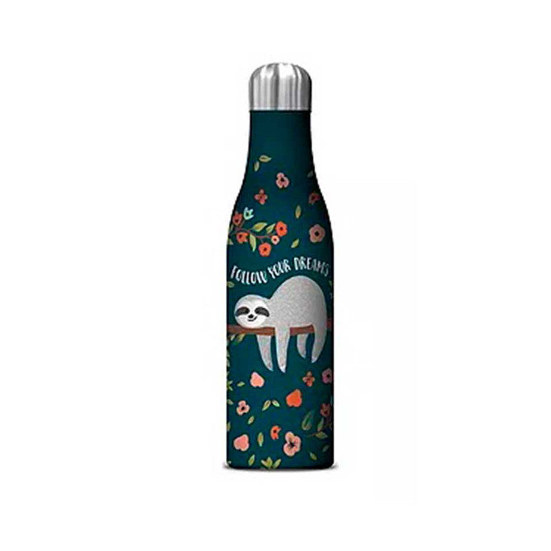 BOTELLA TÉRMICA 500ML FOLLOW YOUR DREAMS SLOTH