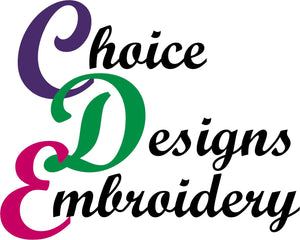 Choice Designs Embroidery