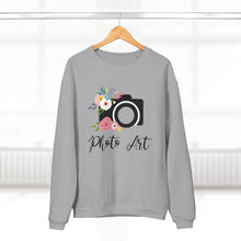 Afbeelding in Gallery-weergave laden, Photo Art - Sweatshirt dames