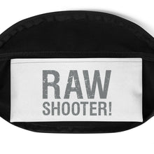 Afbeelding in Gallery-weergave laden, Raw Shooter heuptasje