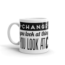 Afbeelding in Gallery-weergave laden, Change the way you look at things - Mok - Fotografie.nl kadoshop