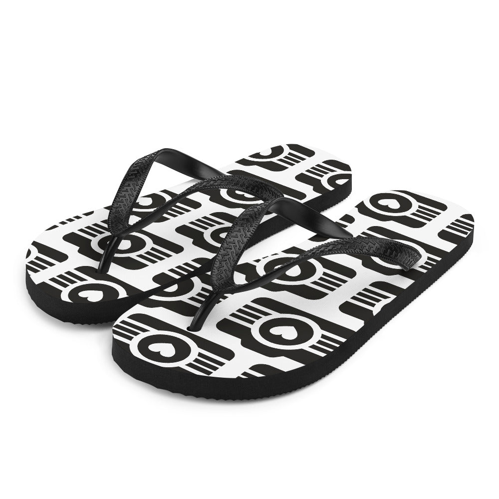 Photolover slippers