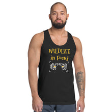 Afbeelding in Gallery-weergave laden, Wildlife in Focus - Classic tank top, unisex