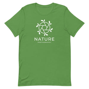 Nature Photography - T-shirt met korte mouwen, heren - Fotografie.nl kadoshop