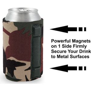 Fuck Off Magnetic Can Coolie