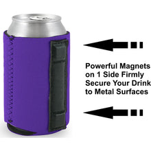 Load image into Gallery viewer, Fuck Off Magnetic Can Coolie