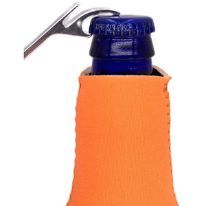You Need Caulk  Beer Bottle Coolie With Opener