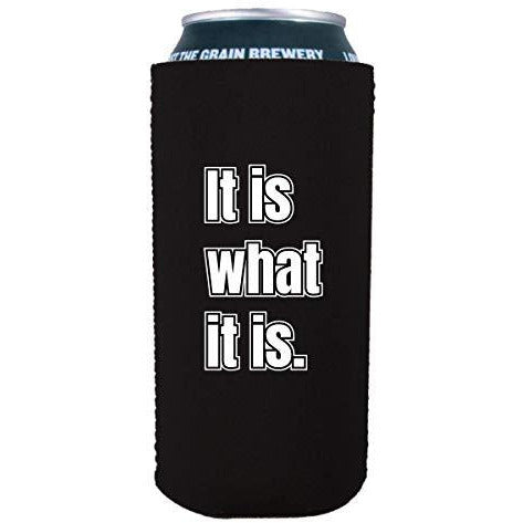 16 oz can koozie with