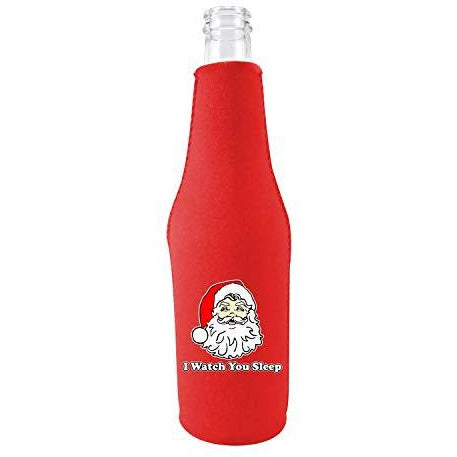 I Watch You Sleep Bottle Coolie With Opener