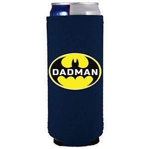 Dadman Slim 12 oz Can Coolie