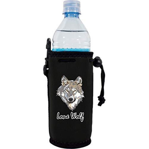 Lone Wolf Water Bottle Coolie