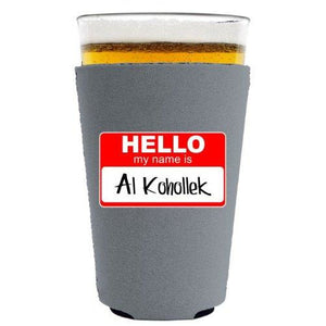 Al Kohollek Pint Glass Coolie