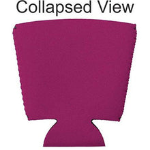 Load image into Gallery viewer, Palm Tree Sunset Party Cup Coolie