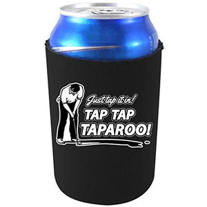 Just Tap It In! Tap Tap Taparoo! Golf Can Coolie