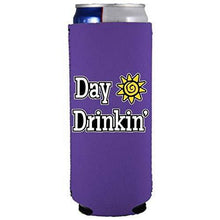 Load image into Gallery viewer, Day Drinkin Slim Can Coolie