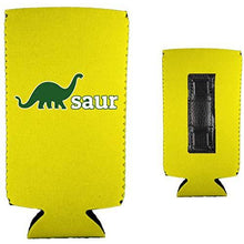 Load image into Gallery viewer, Dino-Saur Magnetic Slim Can Coolie