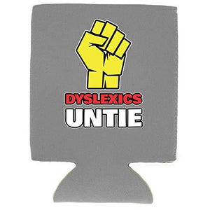 Dyslexics Untie Can Coolie