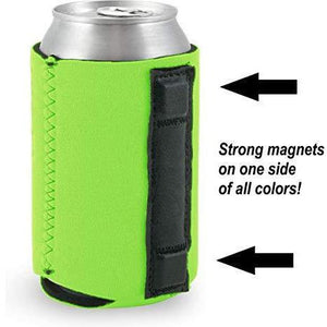 Beer Hunter Magnetic Can Coolie