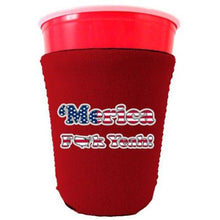 Load image into Gallery viewer, Merica F Yeah Party Cup Coolie